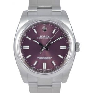 Sell Rolex Oyster Perpetual London