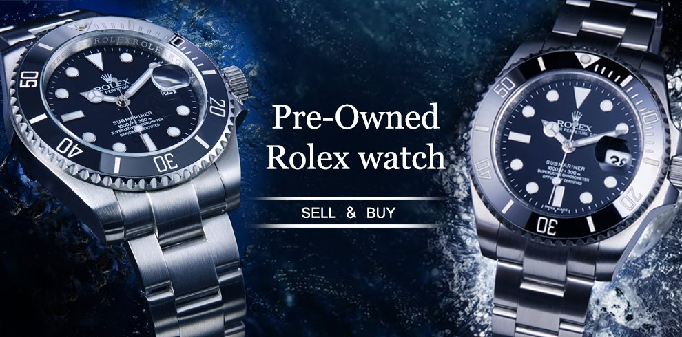 c3cd03dd476 Where can you sell pre-owned Rolex watch or buy a pre-owned Rolex for the  best price?