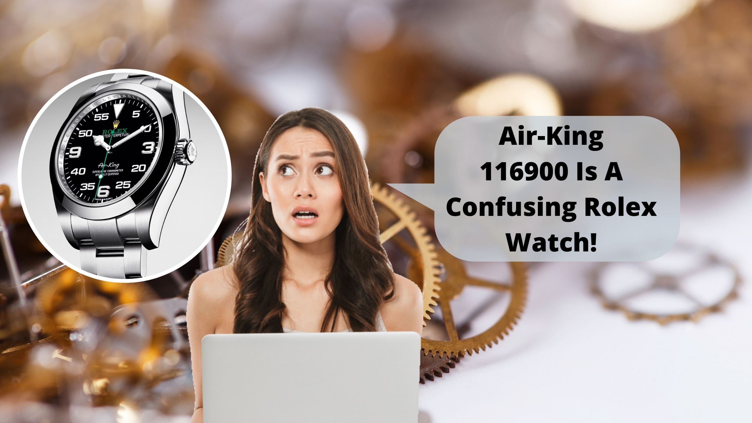 Why Air King-116900 is A Confusing Rolex Watch