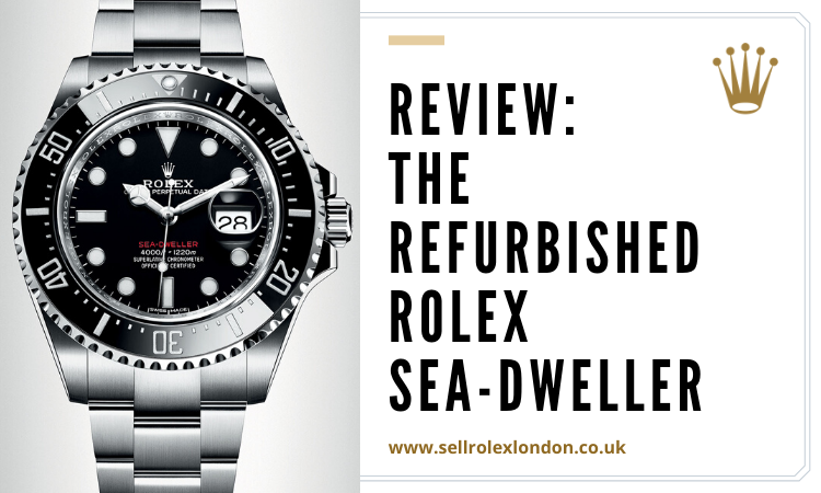 Rolex Sea Dweller Review
