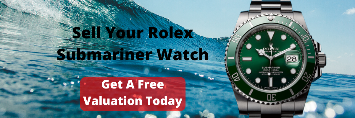 Sell Your Rolex Submariner Watch in London