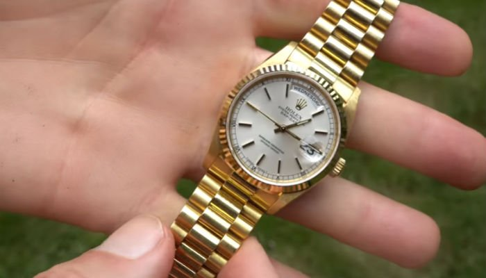 sell rolex day date in london