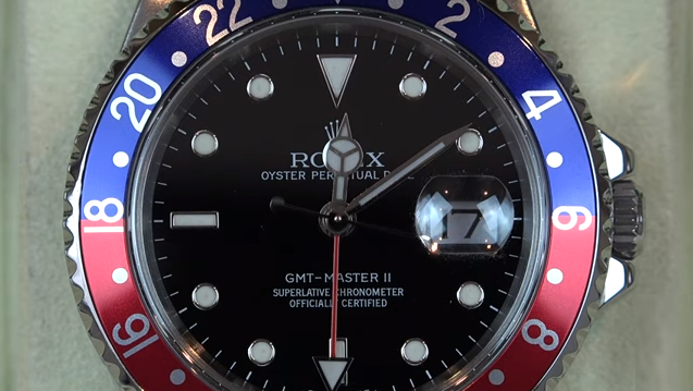 sell rolex gmt master 2