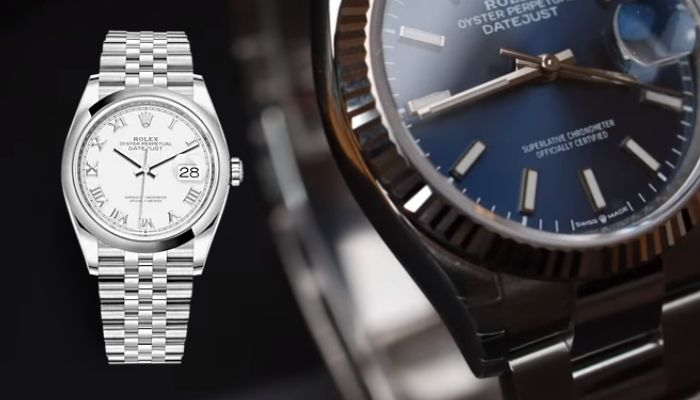 sell rolex datejust watch in London
