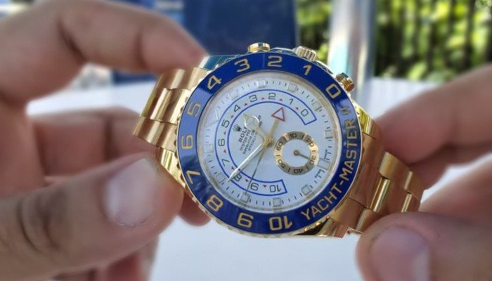 sell rolex yacht master 2