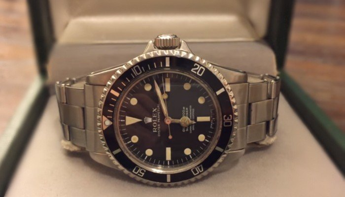 sell a vintage rolex