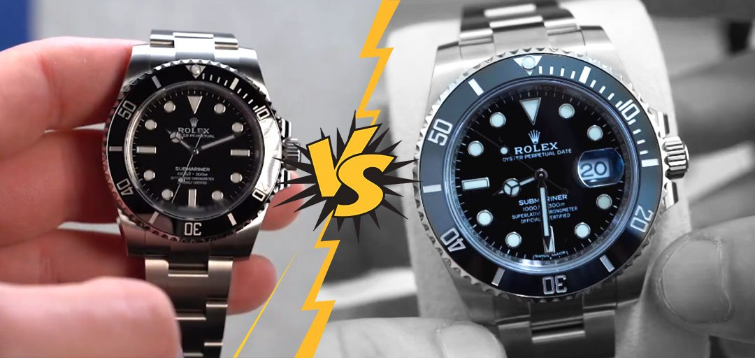 sell Rolex Submariner Black dial