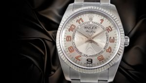 sell rolex air king watch