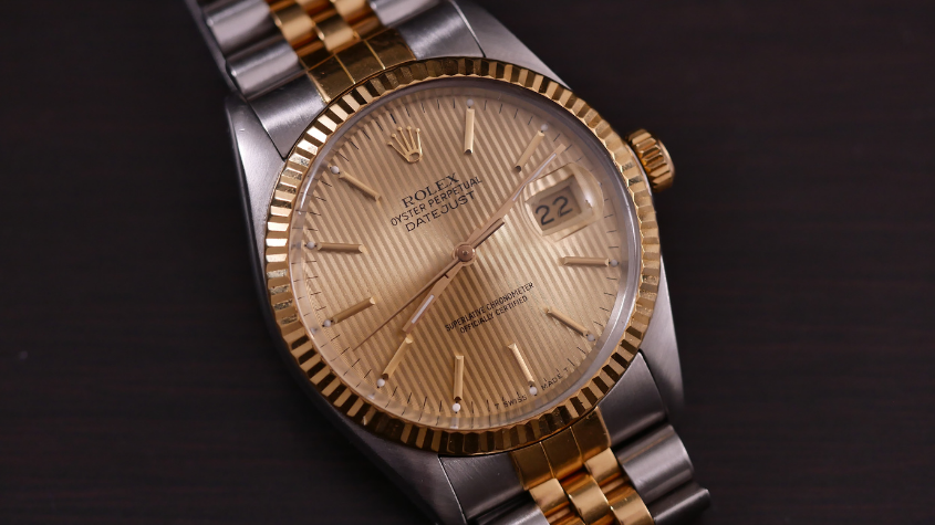 iconic rolex datejust the luxury hut