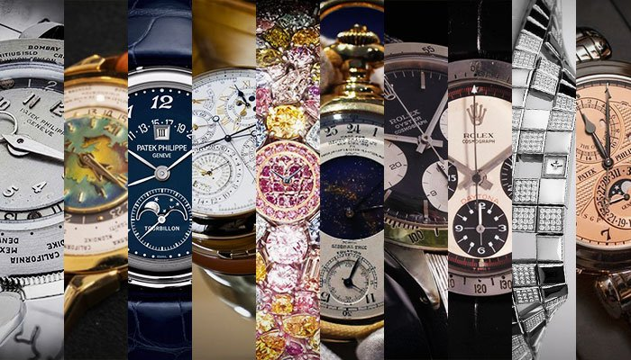 Most Expensive Luxury Watches as of 2021