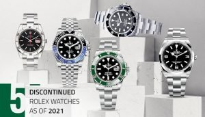 Discontinued Rolex Watches